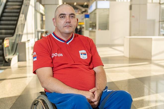 Paraolimpijske igre - Tokio 2020: Laslo Šuranji (foto: POKS)