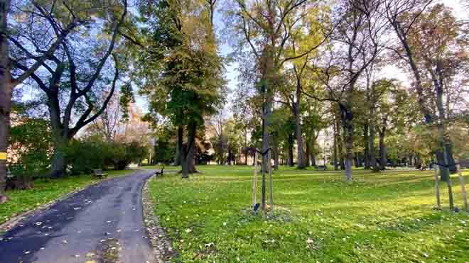 Sedam dana u Beogradu, 16-22. septembar 2021: Dolazak jeseni (foto: Aleksandra Prhal)