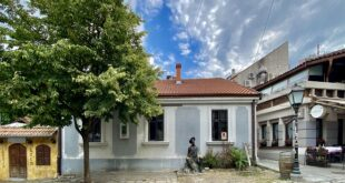 Skadarlijska boemija (Kuća Đure Jakšića / foto: Aleksandra Prhal)