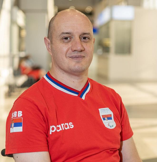 Dragan Ristić osvojio zlatnu medalju u Tokiju (foto: POKS)