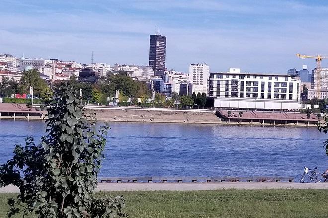 "Kratki film ""Beograd 2041: Povratak u budućnost"" (foto: Nemanja Nikolić)"