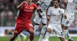 Bundesliga 2021/22: Maks Kruse i Jonas Hofman (foto: Boris Streubel /Bundesliga / Getty Images)