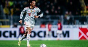 Bundesliga 2021/22: Liroj Sane / Bajern Minhen (foto: Alexander Scheuber / Bundesliga / Bundesliga Collection via Getty Images)