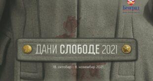 Dani slobode u Beogradu 2021.