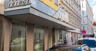 "Prvi automat-restoran u Beču - ""Foodie Fridge"" (foto: Tabea Hepp)"