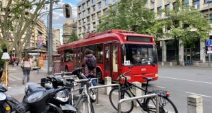 Bus plus dopune (GSP Beograd / foto: Aleksandra Prhal)