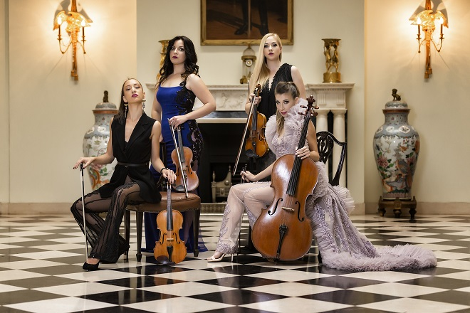 "Ciklus koncerata ""Muzikom kroz muzej"": Kvartet Habanera"