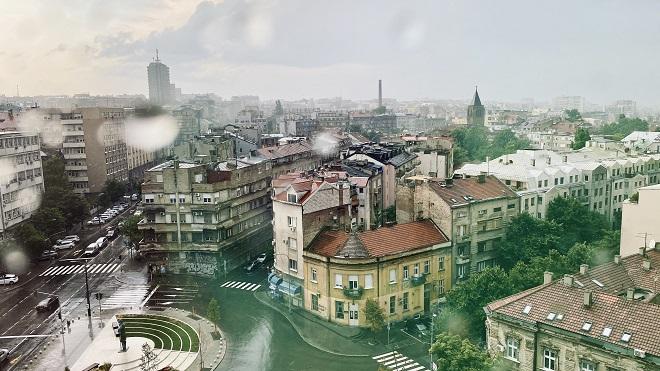 Vremenska prognoza za vikend (foto: panorama Beograda / Aleksandra Prhal)