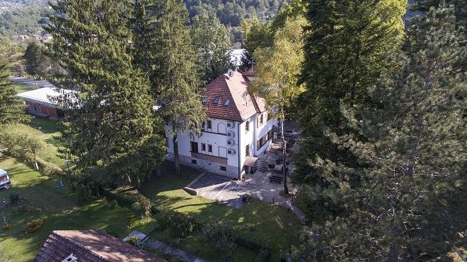 Zepter vila Drina Perućac