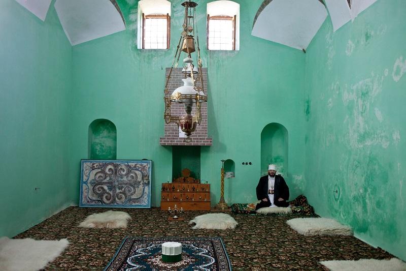 Derviški manastir, Đirokastra, Jutta Benzenberg © Jutta Benzenberg