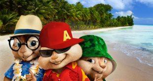 Alvin i veverice 3