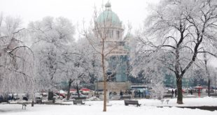 Beograd - jesen/zima (foto: Goran Čakmazović)